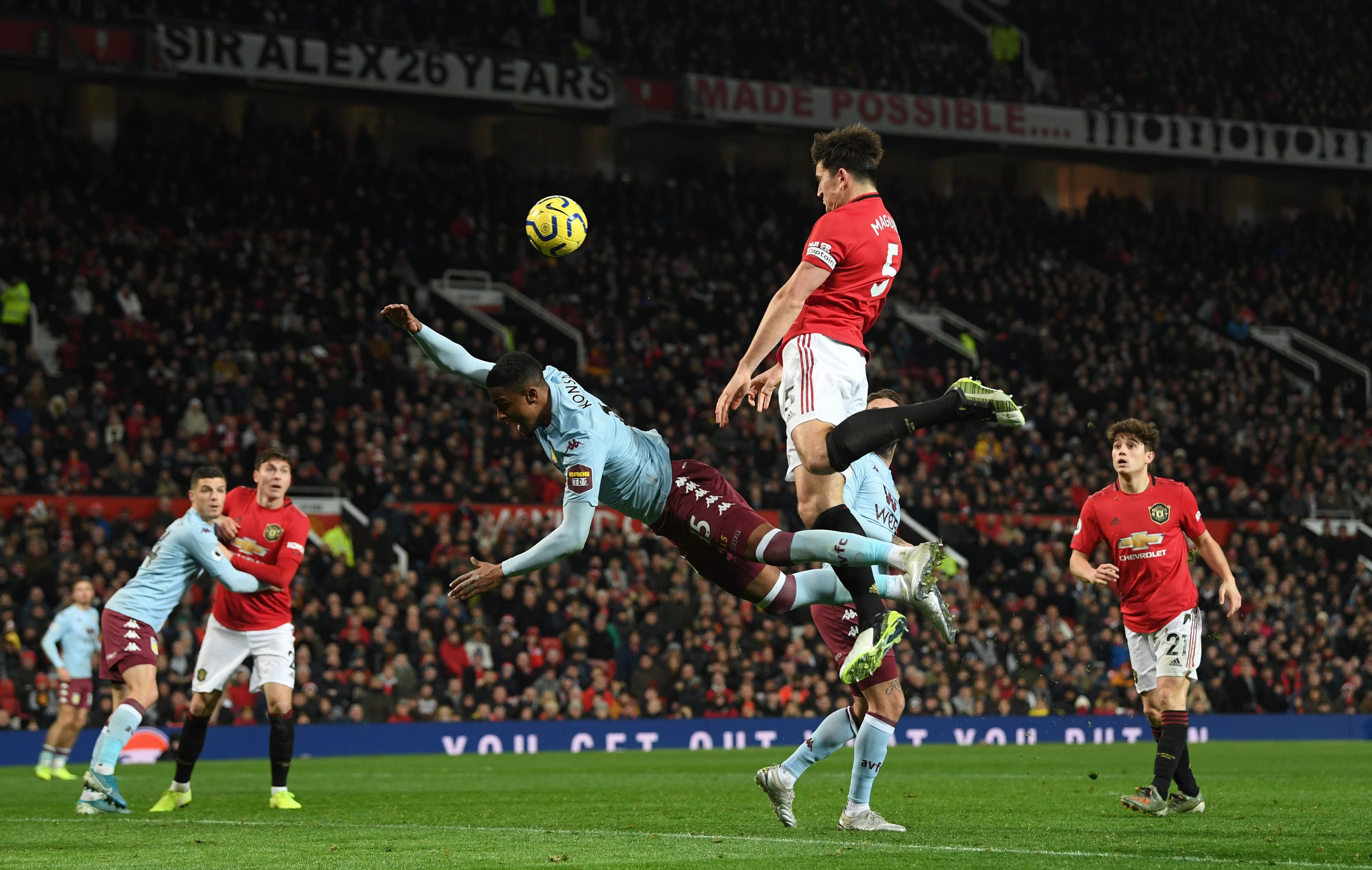 MATCH PREVIEW: Aston Villa vs. Manchester United ...