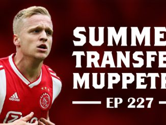 Manchester United Podcast - Donny van de Beek